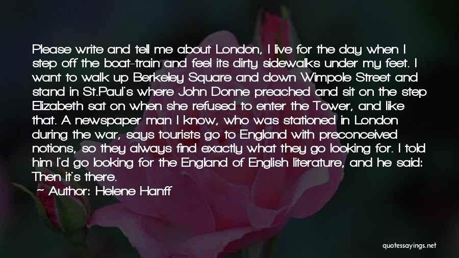 Helene Hanff Quotes 1180864