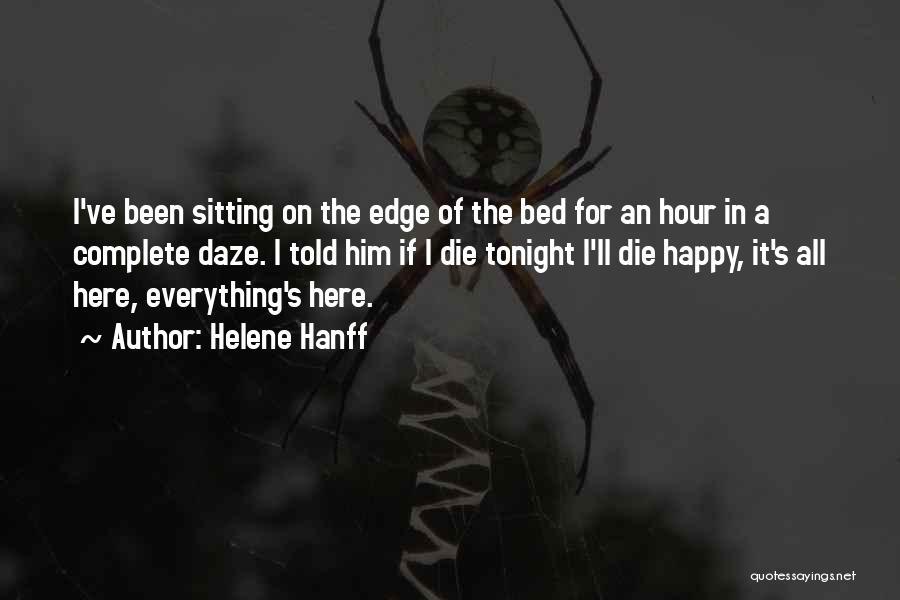 Helene Hanff Quotes 1231756