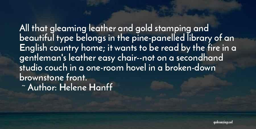 Helene Hanff Quotes 1279240
