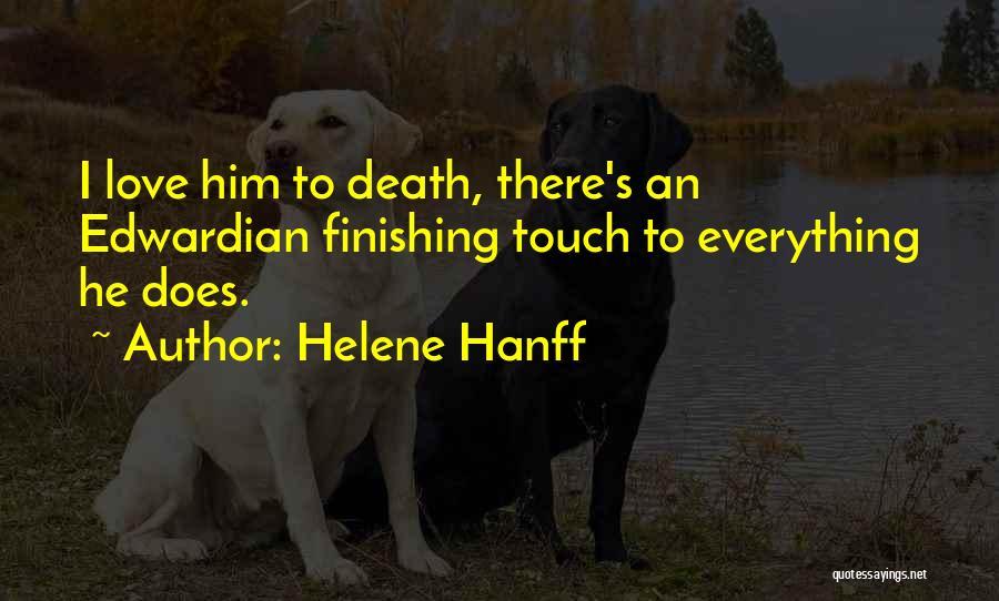 Helene Hanff Quotes 1481125