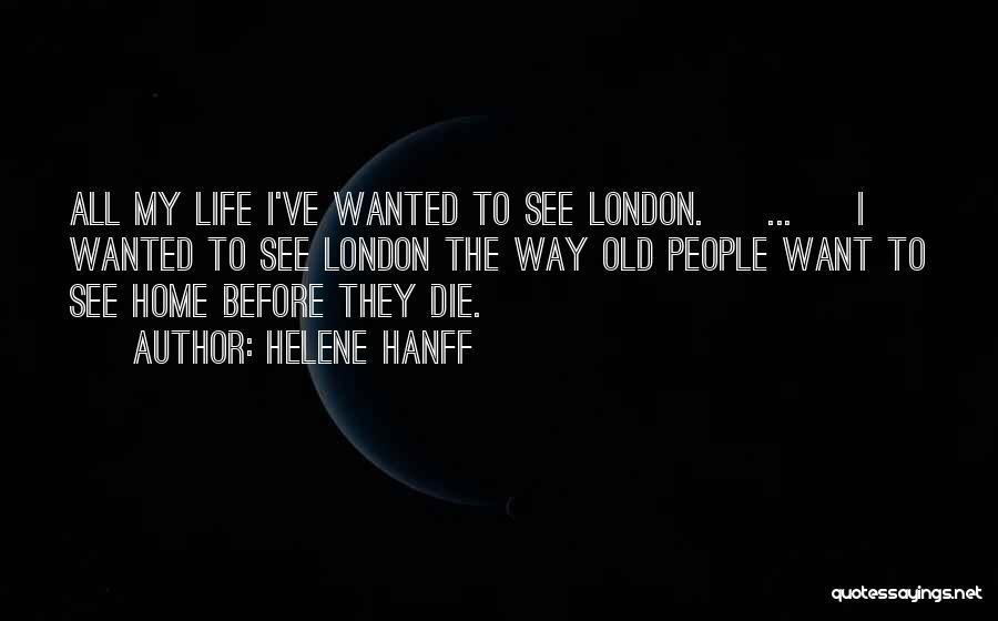 Helene Hanff Quotes 1527456