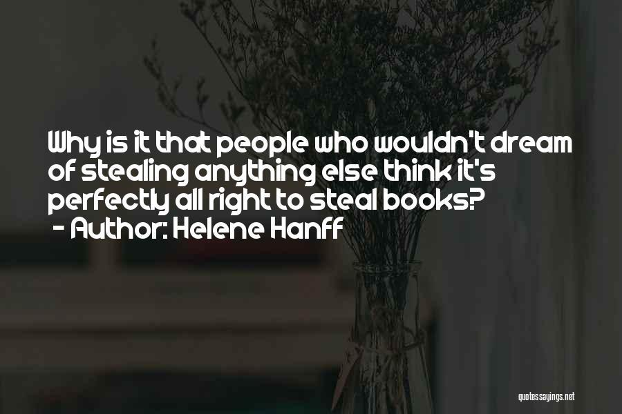 Helene Hanff Quotes 1598134