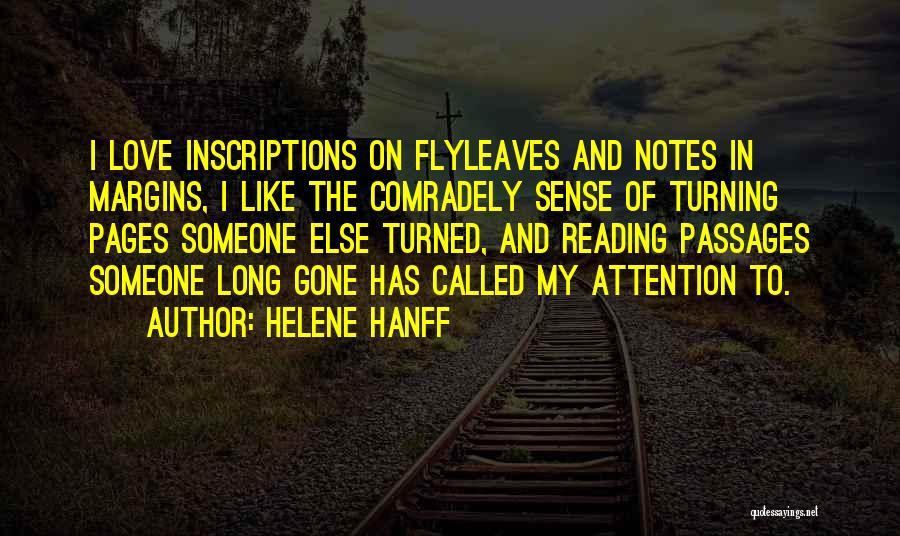 Helene Hanff Quotes 2036175