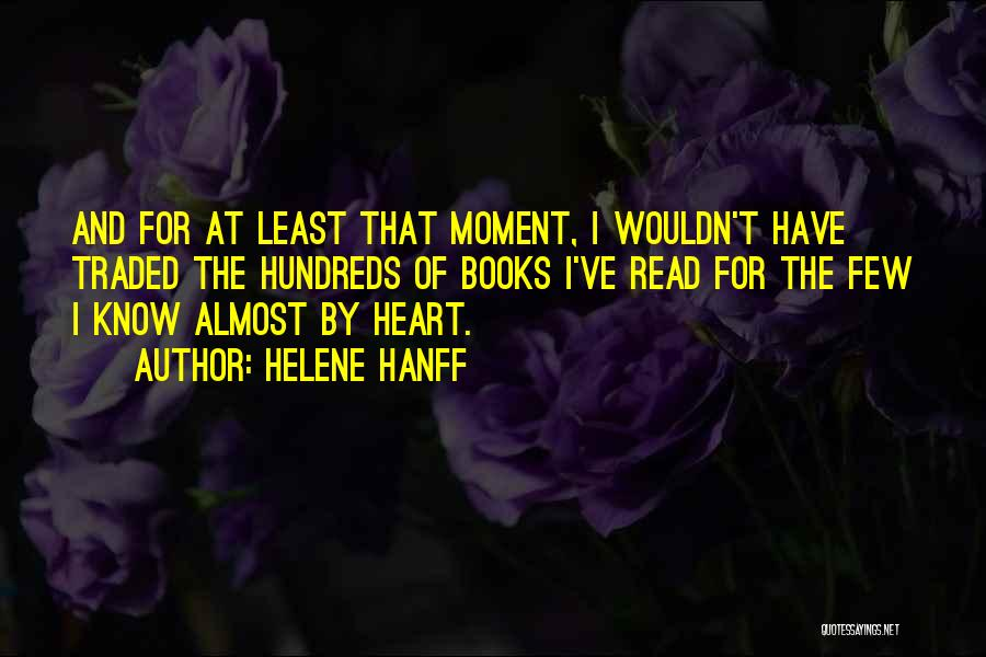 Helene Hanff Quotes 2071383