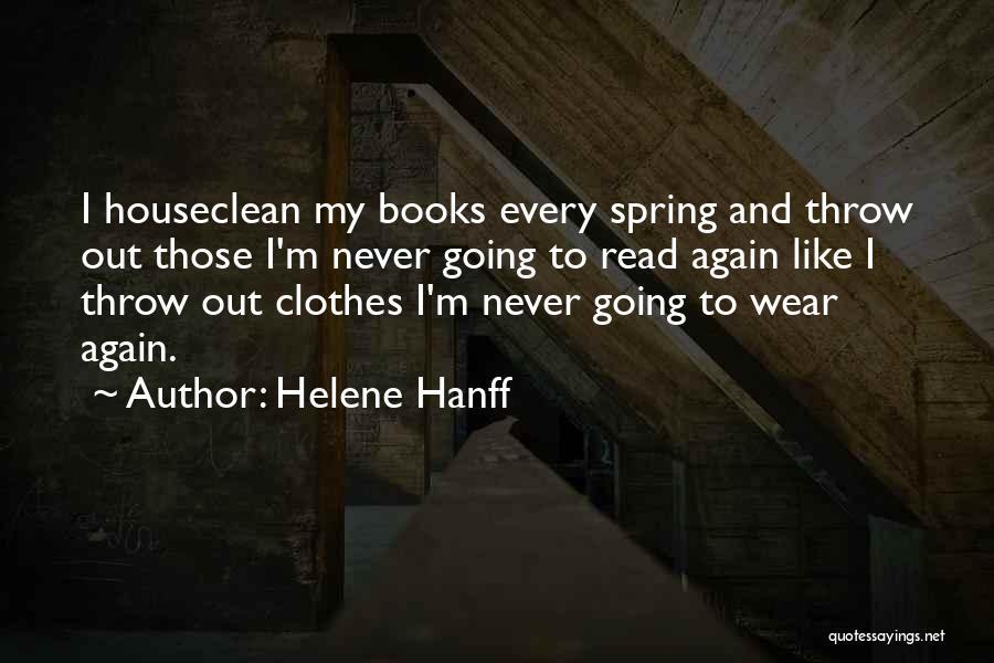 Helene Hanff Quotes 2206296