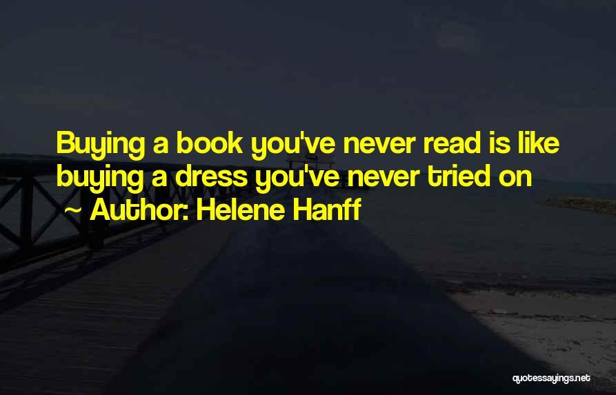 Helene Hanff Quotes 320585