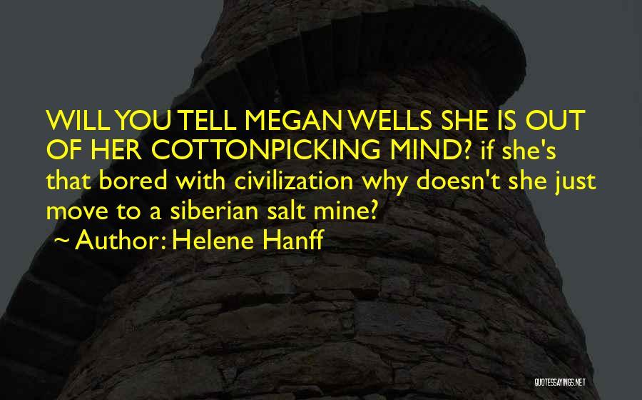Helene Hanff Quotes 555419