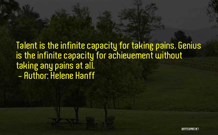 Helene Hanff Quotes 569435