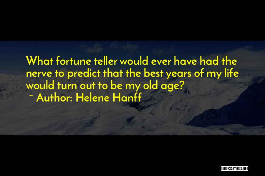 Helene Hanff Quotes 583107