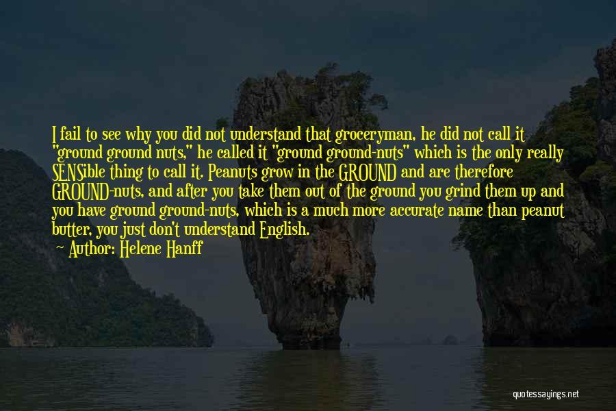 Helene Hanff Quotes 584713