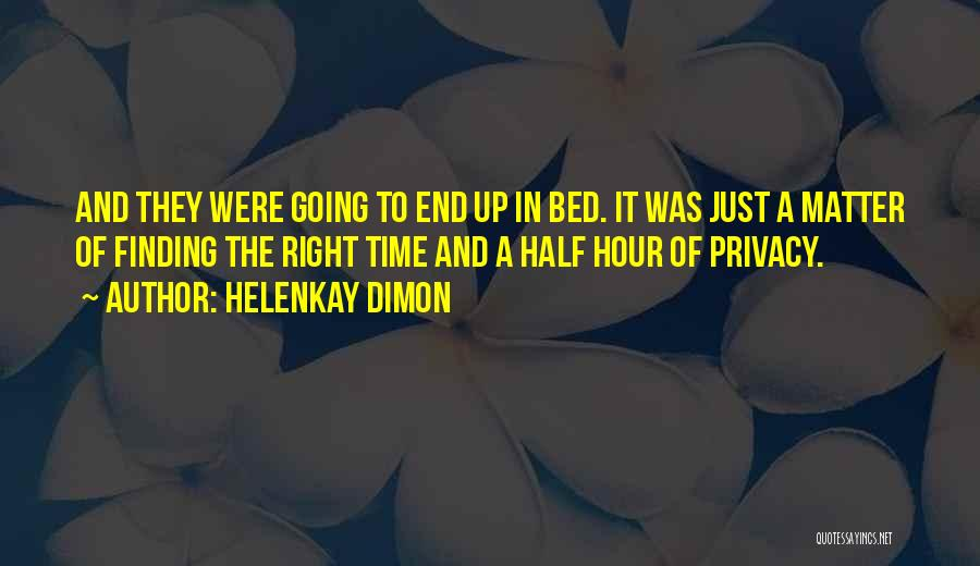 HelenKay Dimon Quotes 1482038
