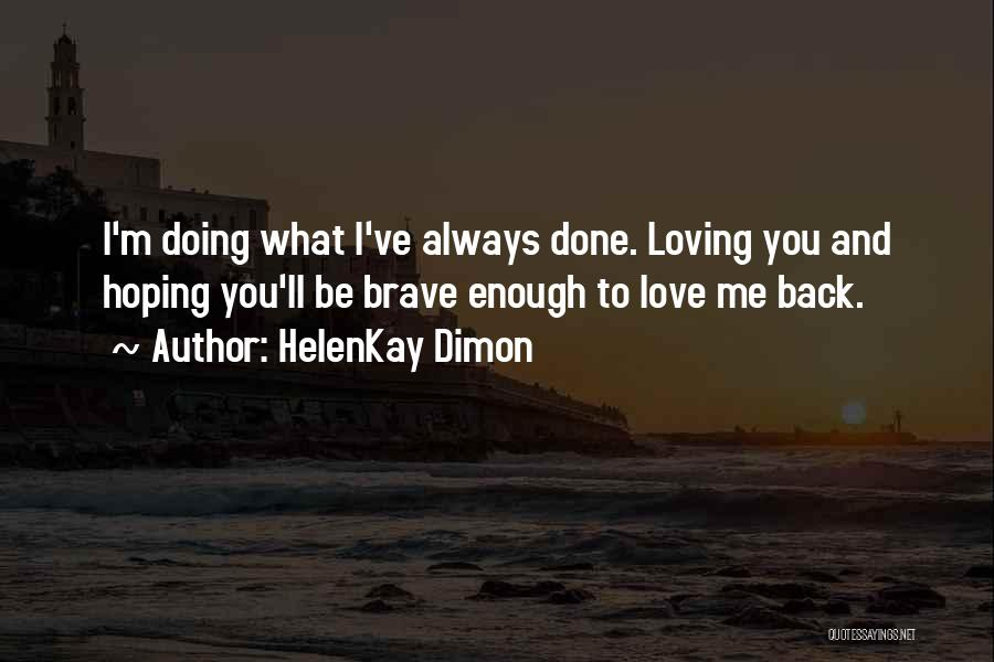 HelenKay Dimon Quotes 1780595