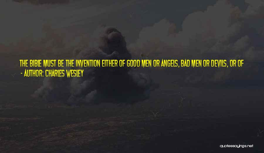 Hell Bible Quotes By Charles Wesley