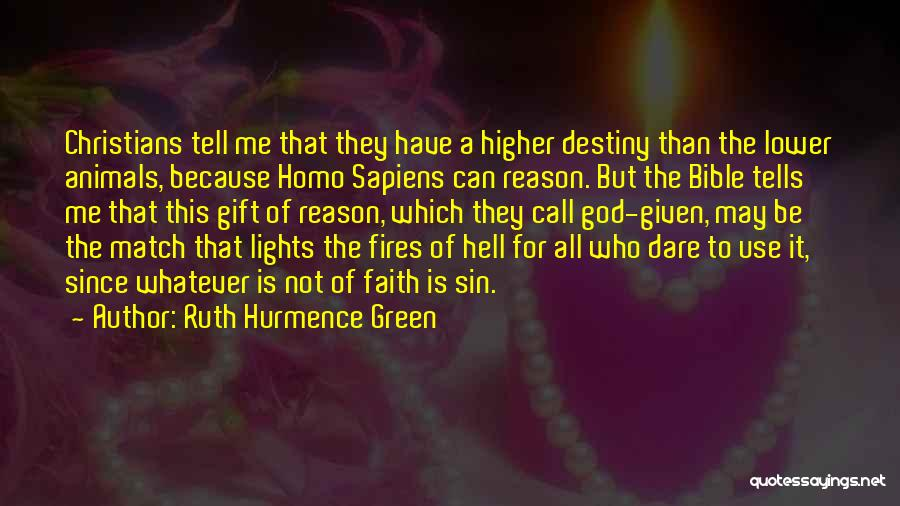 Hell Bible Quotes By Ruth Hurmence Green