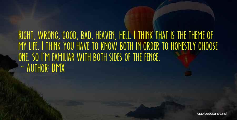 Hell Is Quotes By DMX