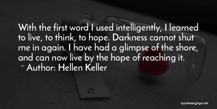 Hellen Keller Quotes 1383109