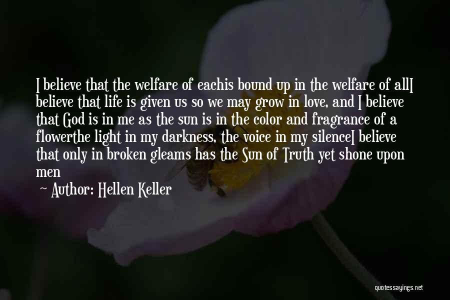 Hellen Keller Quotes 1633251