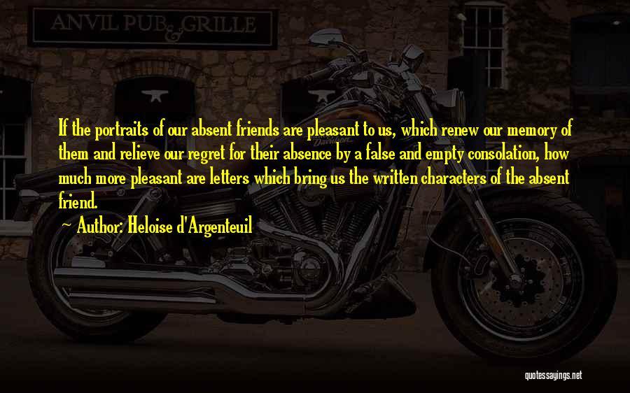 Heloise D'Argenteuil Quotes 541648
