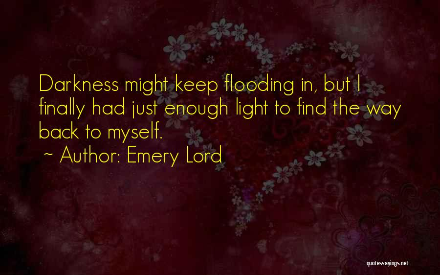 Help Me Oh Lord Quotes By Emery Lord