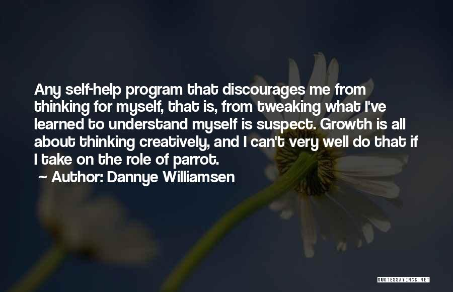Help Me To Understand Quotes By Dannye Williamsen