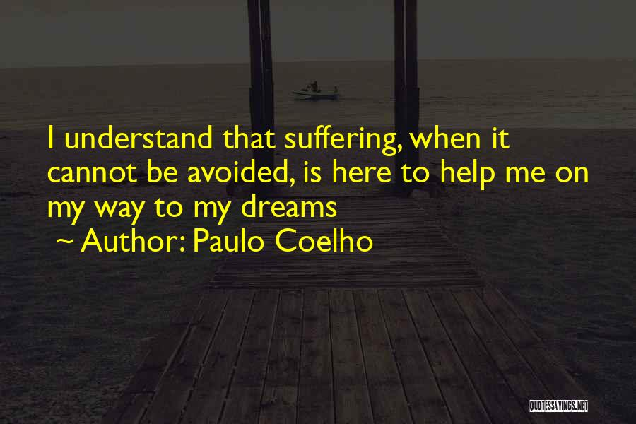 Help Me To Understand Quotes By Paulo Coelho