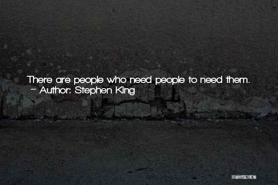 Help Me To Understand Quotes By Stephen King
