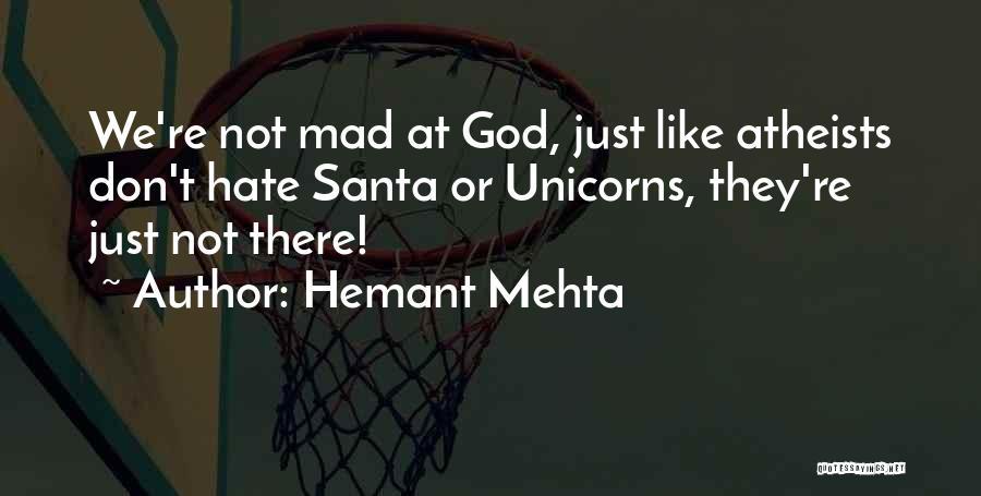 Hemant Mehta Quotes 1054743