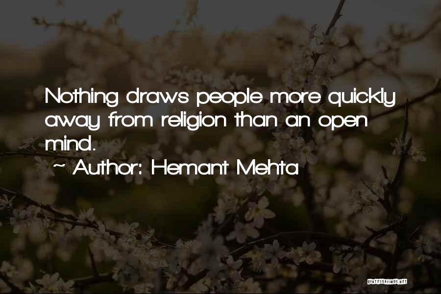 Hemant Mehta Quotes 1061447