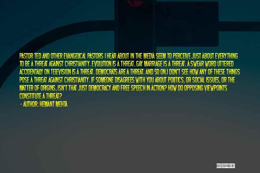 Hemant Mehta Quotes 827206