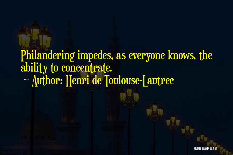 Henri De Toulouse-Lautrec Quotes 1400423