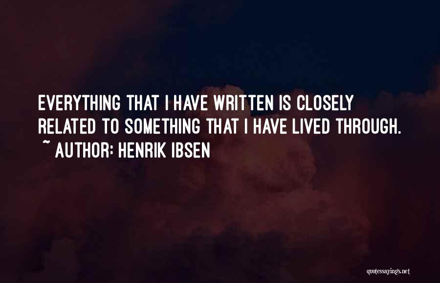Henrik Ibsen Quotes 1495953
