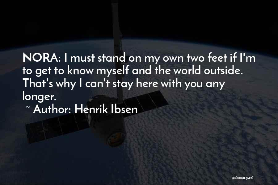 Henrik Ibsen Quotes 714787