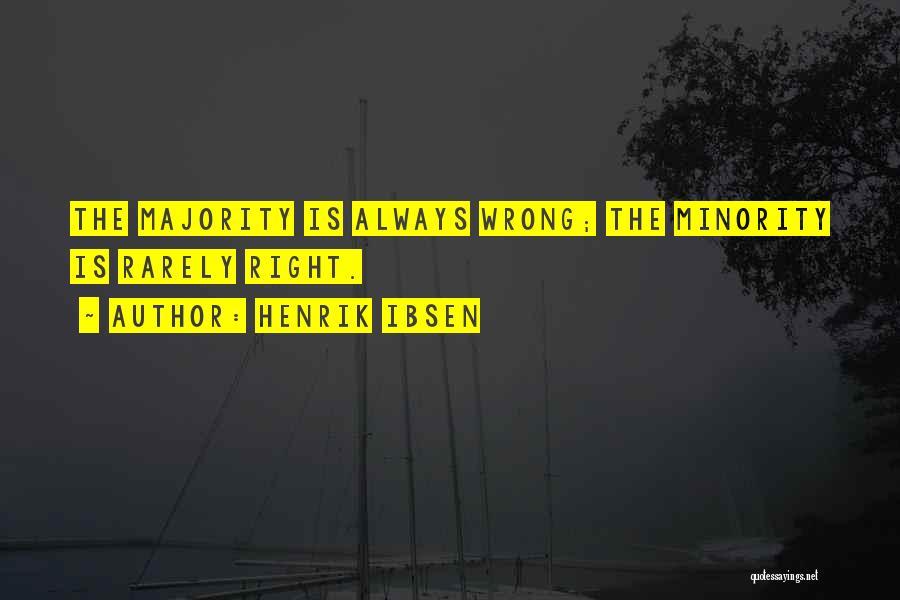 Henrik Ibsen Quotes 820218