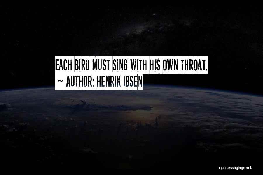 Henrik Ibsen Quotes 920207