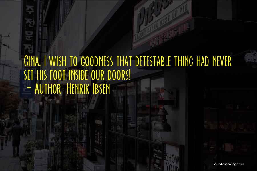 Henrik Ibsen Quotes 933096