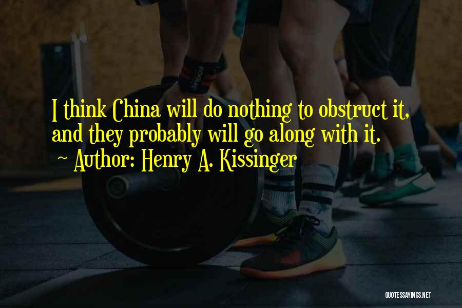 Henry A. Kissinger Quotes 1042601