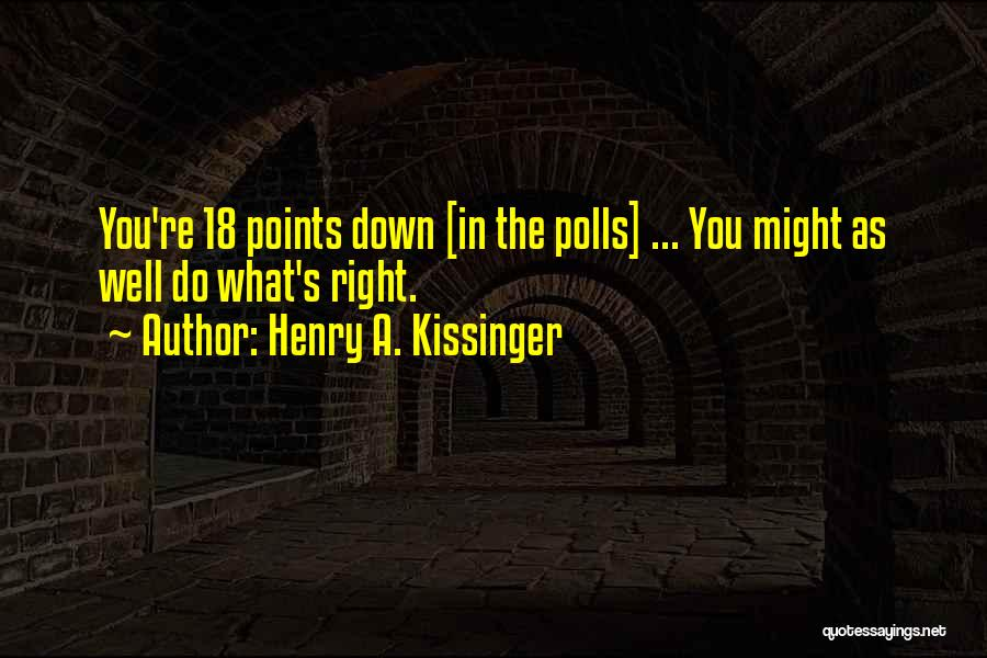 Henry A. Kissinger Quotes 1067855
