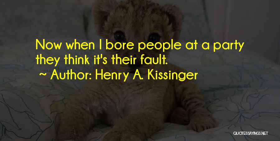 Henry A. Kissinger Quotes 1209691