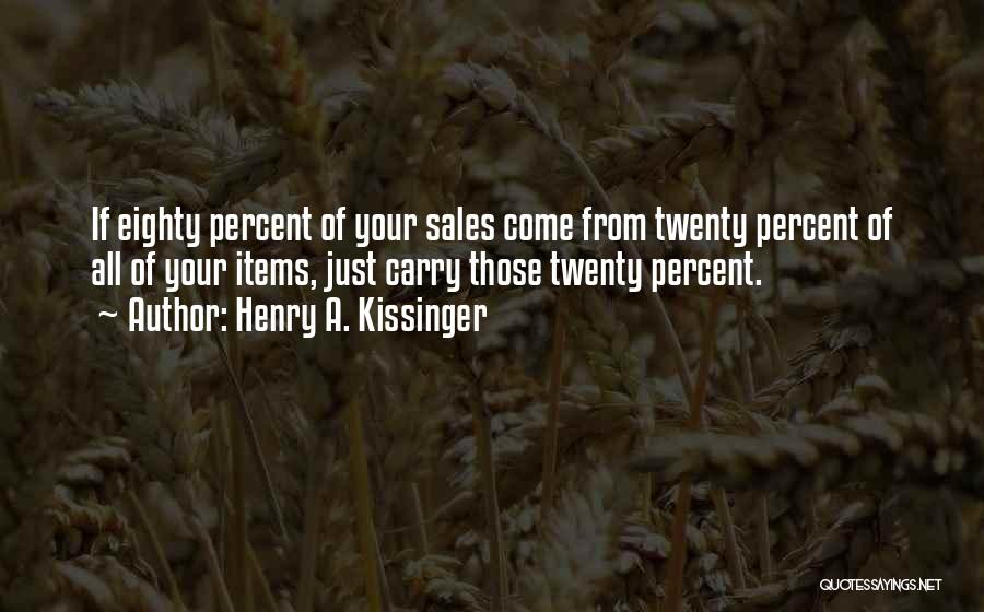 Henry A. Kissinger Quotes 1243312