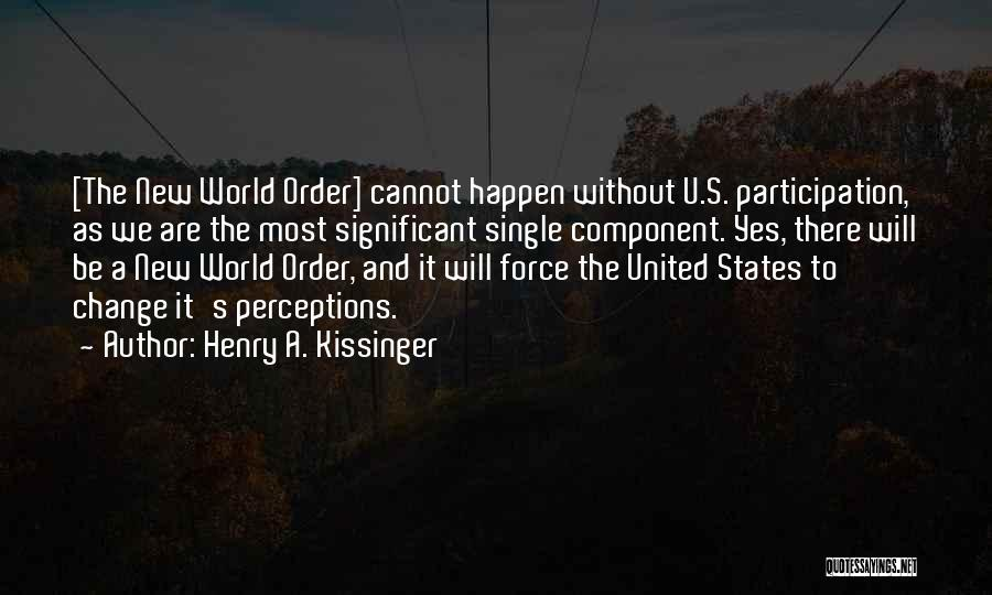 Henry A. Kissinger Quotes 1255462