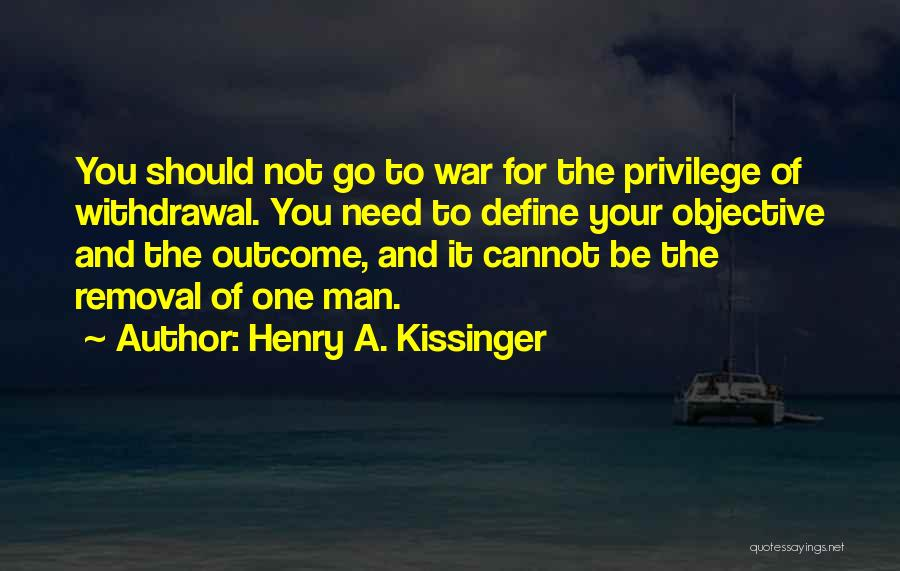 Henry A. Kissinger Quotes 1484583