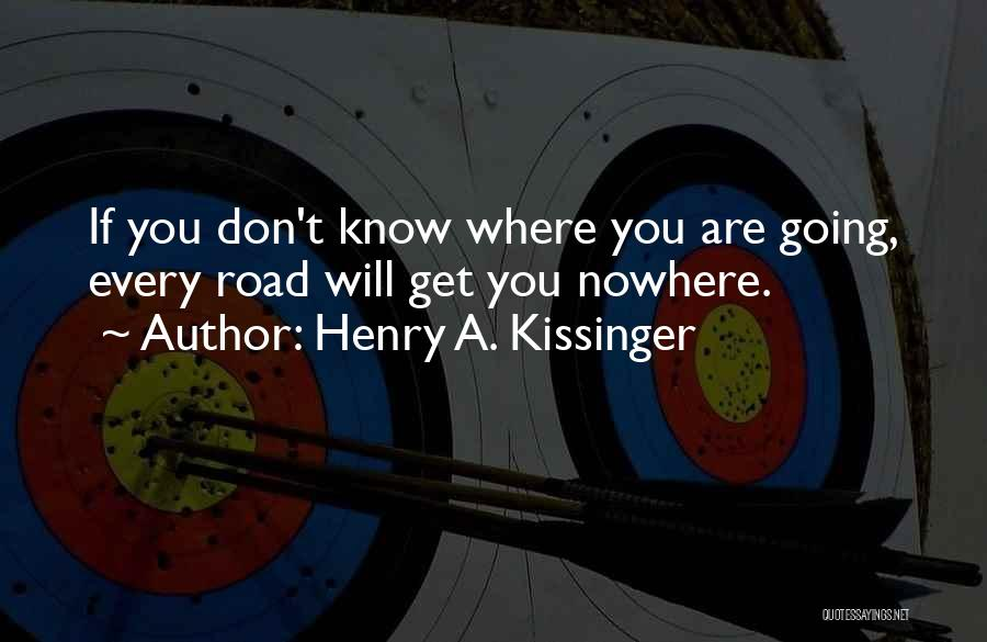 Henry A. Kissinger Quotes 1514290