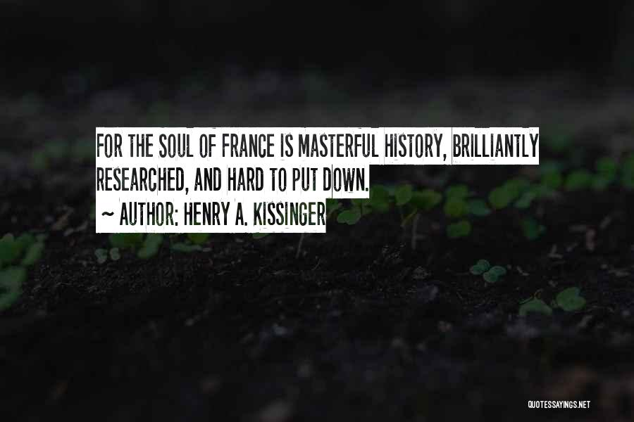 Henry A. Kissinger Quotes 1622386