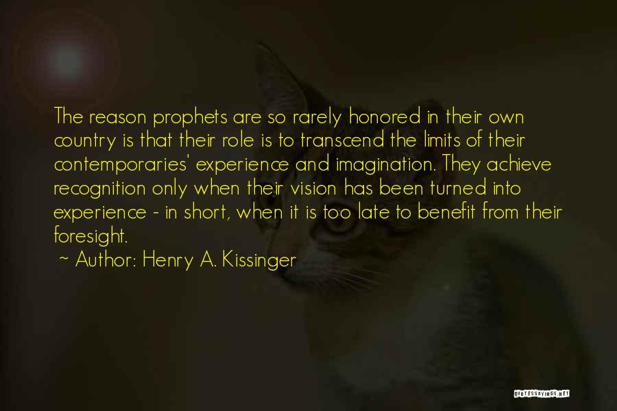 Henry A. Kissinger Quotes 1676033