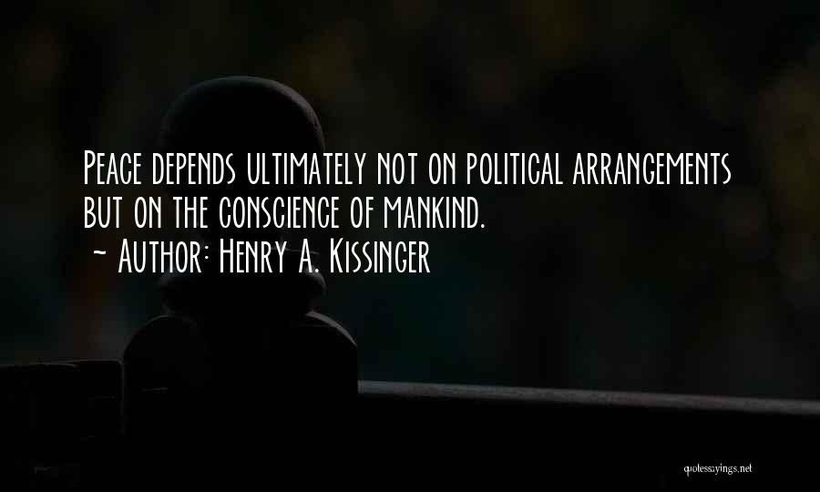 Henry A. Kissinger Quotes 1684610