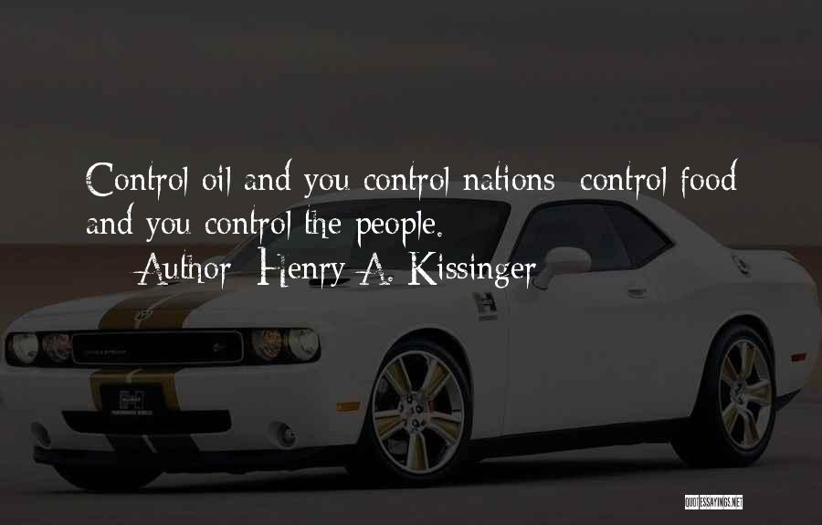 Henry A. Kissinger Quotes 1890046