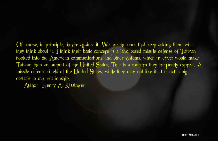 Henry A. Kissinger Quotes 189687