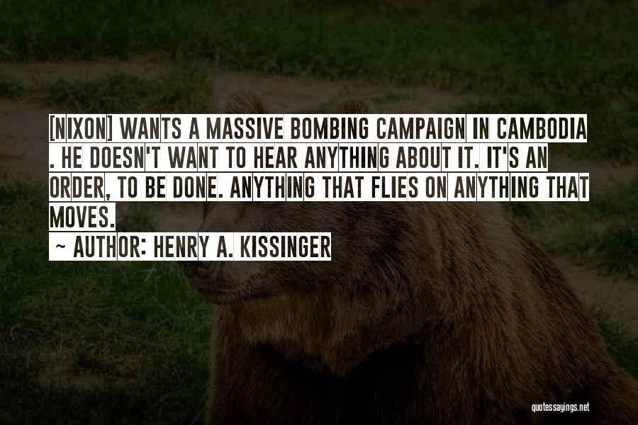 Henry A. Kissinger Quotes 2103136