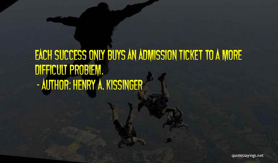 Henry A. Kissinger Quotes 2111759