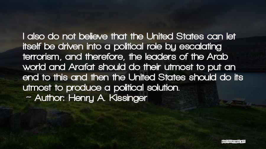 Henry A. Kissinger Quotes 2170998
